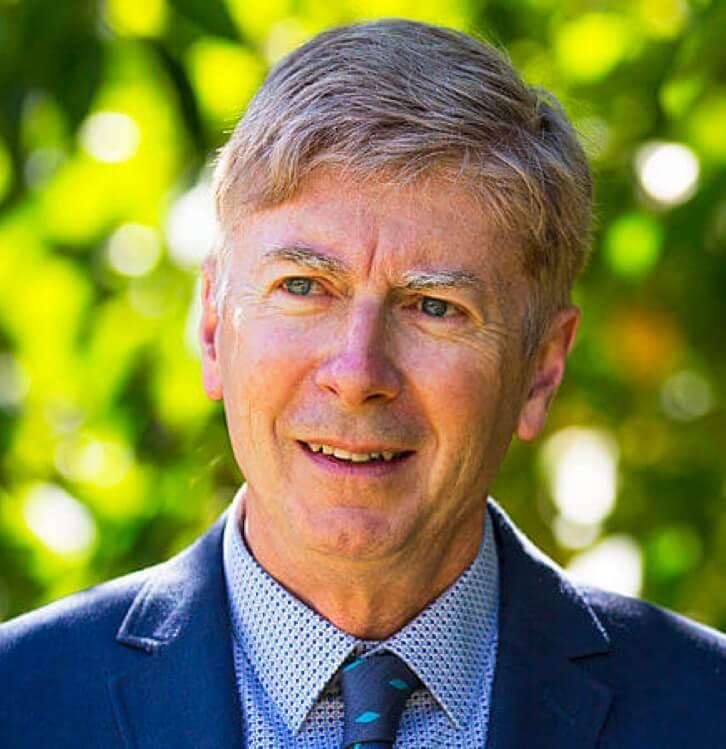 ABHS School Principal Alistair Brown