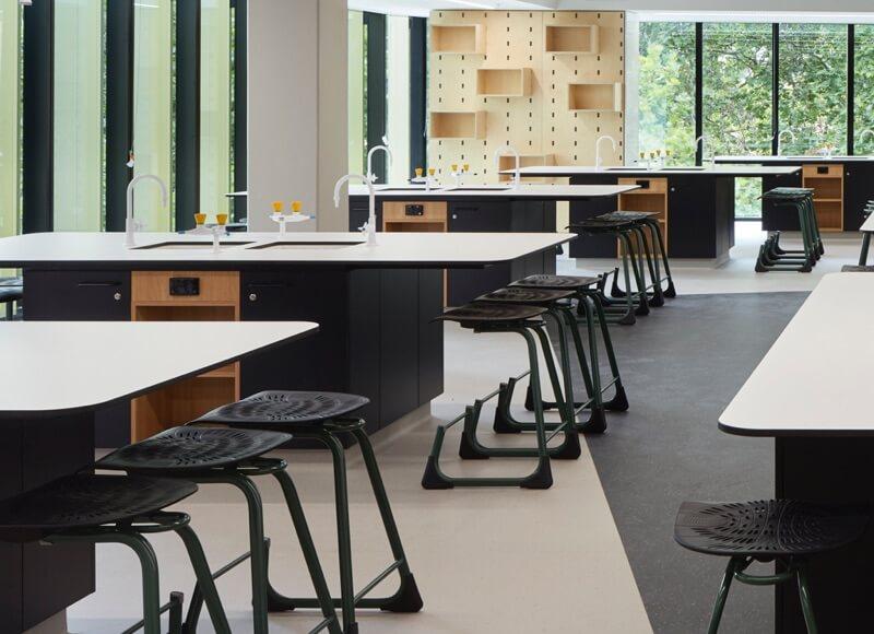 Adelaide Botanic High School - Lab