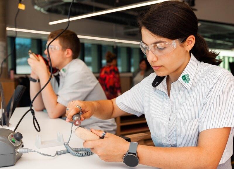 Adelaide Botanic High School - STEM