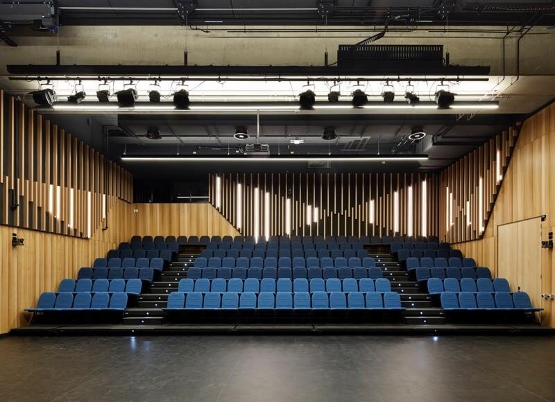 Adelaide Botanic High School - Theatre
