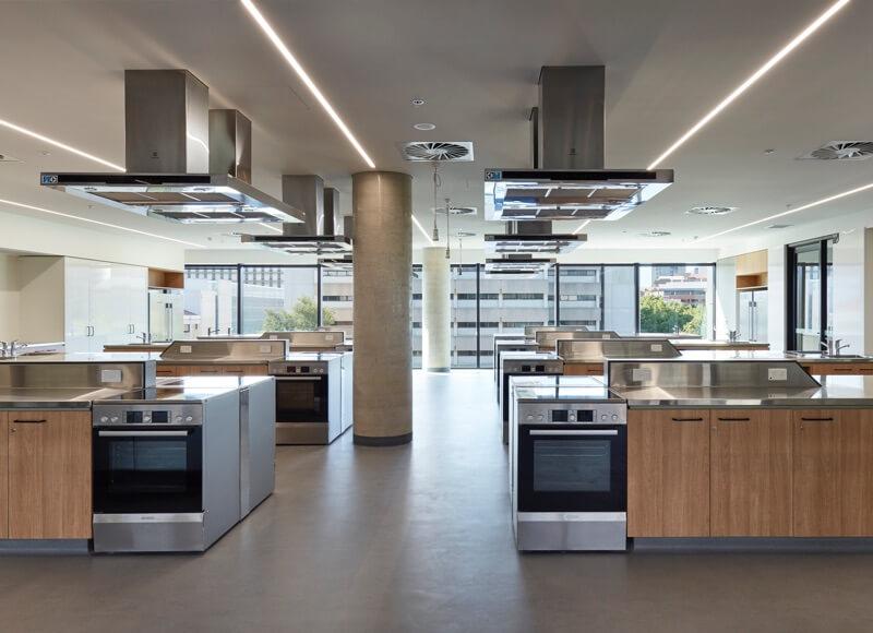 Adelaide Botanic High School - Kitchen
