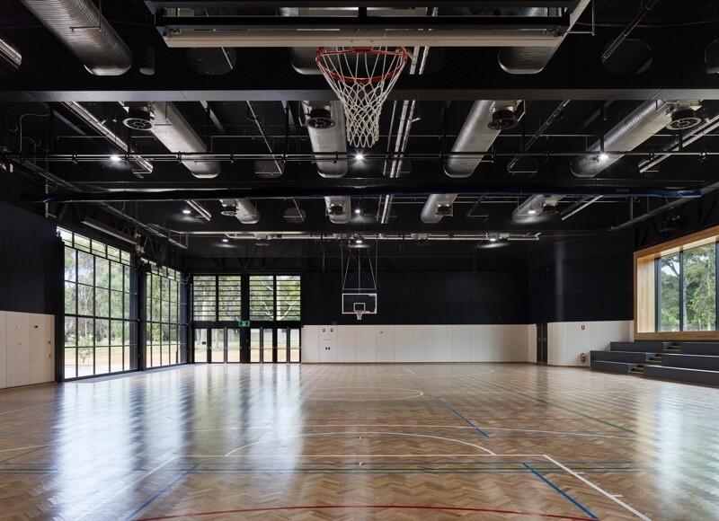 Adelaide Botanic High School - Gym