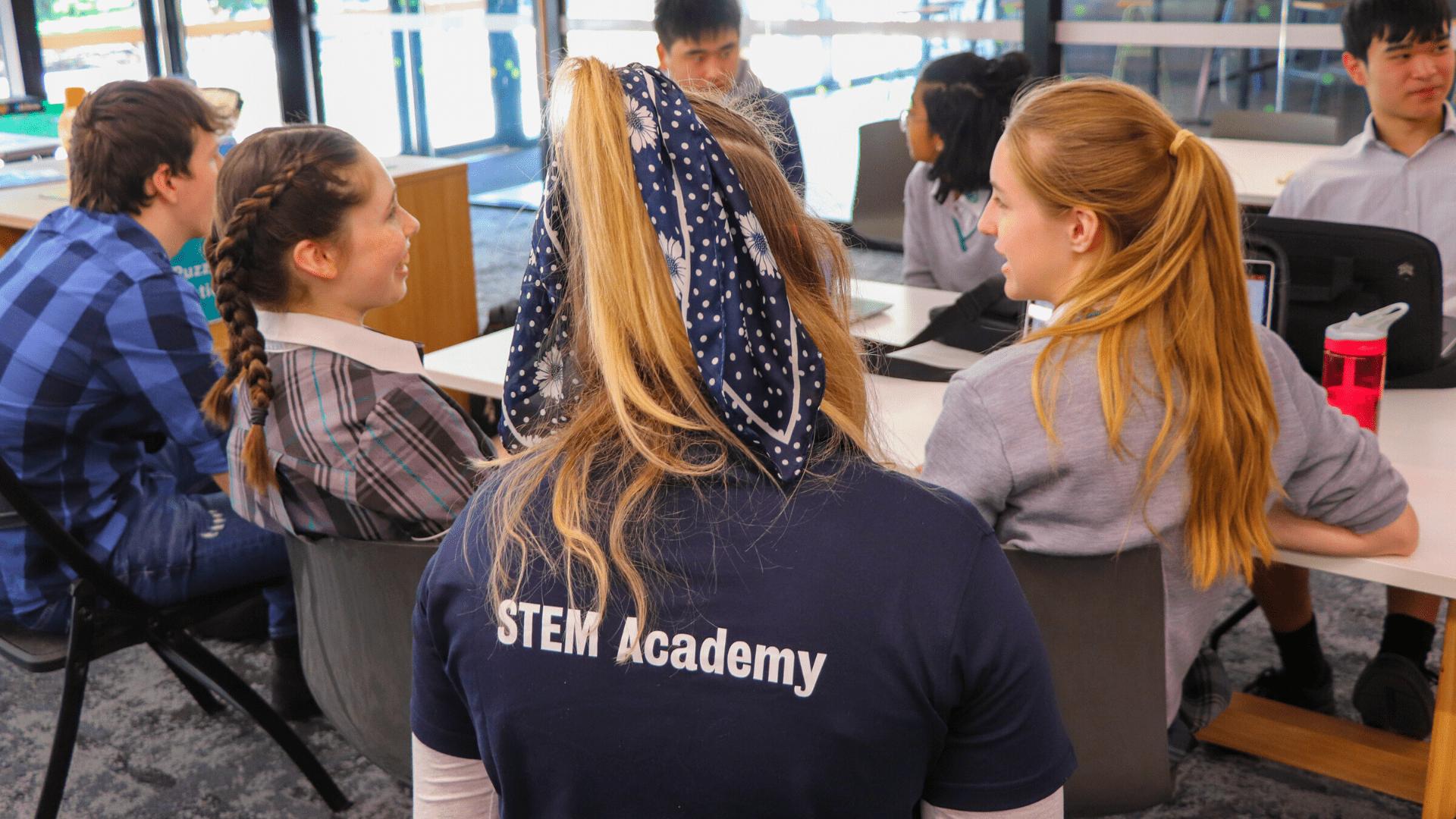 STEM Pathways Program Mentoring